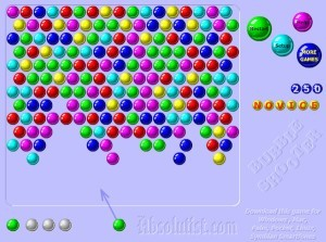 bubble shooter online gratis